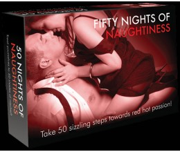 Fifty Nights of Naugthiness